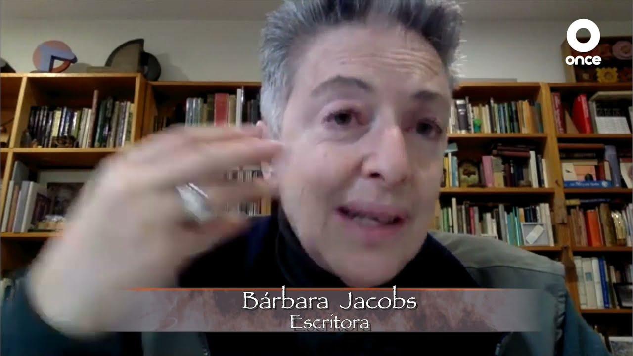 Conversando con Cristina Pacheco - Bárbara Jacobs (23/07/2021)