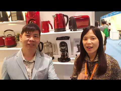 Hong Kong Electronics Fair 2017-Harvest Home Electrical Limited