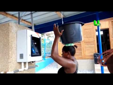 Safe Water unveils 'Water ATM Station' in Vakpo