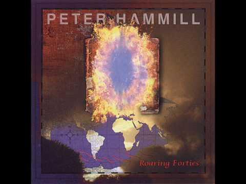 peter hammill - sharply unclear