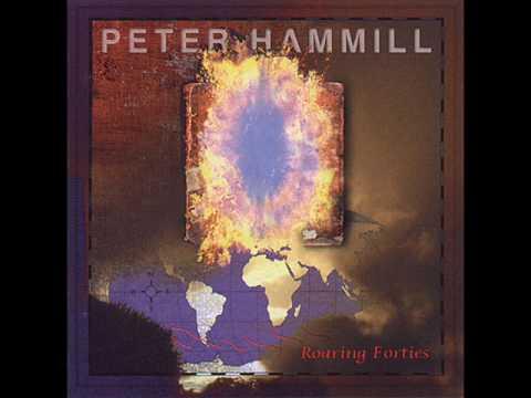 peter hammill - sharply unclear