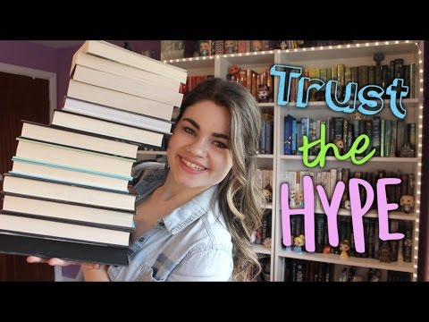 Trust the Hype: Popular YA I Love!