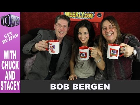 Voice of Porky Pig Bob Bergen on VO Buzz Weekly Ep.21