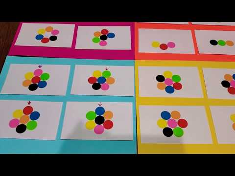 BRAIN TEASERS WORKSHEETS!! Fun Activities - 2 To 5 Yrs