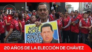 Oficialismo conmemora 20 años de la elección de Hugo Chávez | El Espectador
