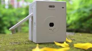 HolgaDirect presents the Sun and Cloud Camera