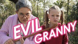 EVIL GRANNY - SHORT FILM