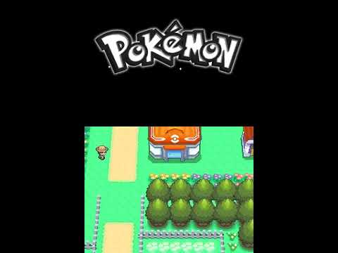Nintendo DS Longplay [119] Pokemon Diamond (Part 1 of 2)
