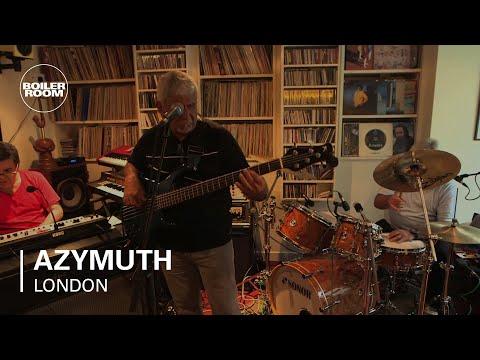 Azymuth 'Partido Alto' Boiler Room LIVE Show