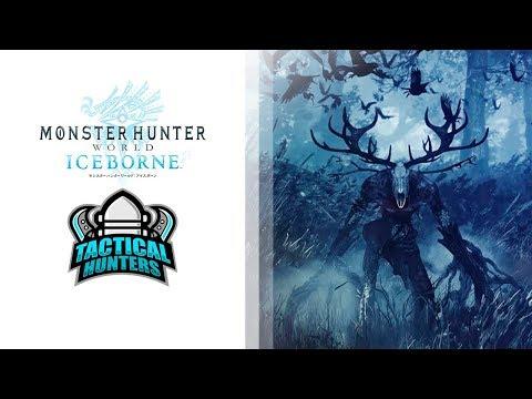 #MHW - Tactical Hunters vs Viejo Leshen - Monster Hunter World thumbnail