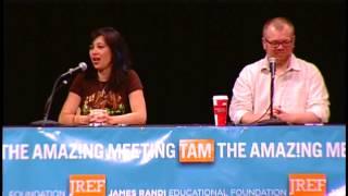 Bigfoot Skeptics Panel discussion TAM 2013