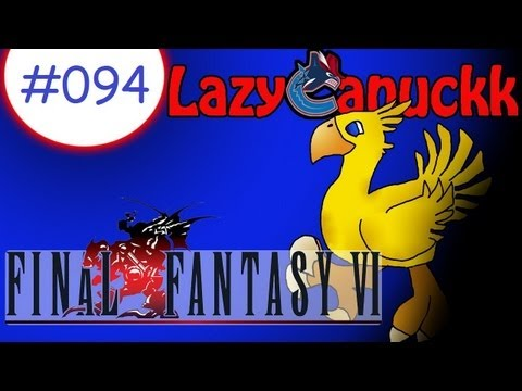 Final Fantasy 6 Part 94: The Dragons Den: The Holy Dragon