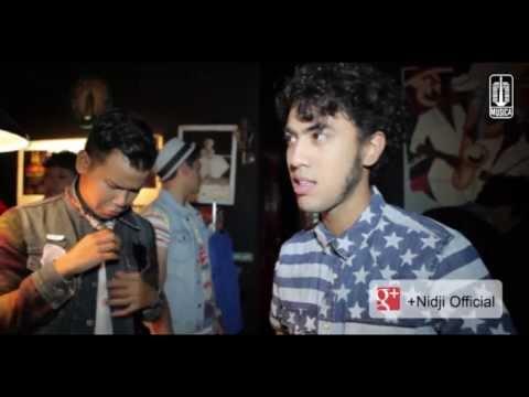 Nidji - RAHASIA HATI (Behind The Scene)
