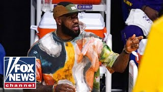 LeBron James accused of inciting violence amid 'war against law enforcement': Terrell
