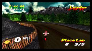 VMX Racing PSX (Playstation) Championship - 03 - Pacific North W. Enduro