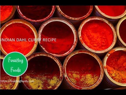 Indian Dahl Curry Recipe