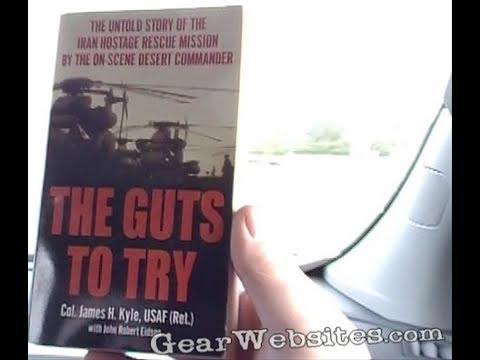 Book Review: The Guts to Try by Col. James H. Kyle, USAF (Ret.)