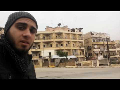 الفيلم الوثائقي: وداعا حلب