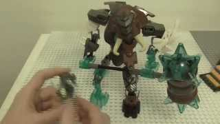 Lego Chima CHI Mungus Review! 70209