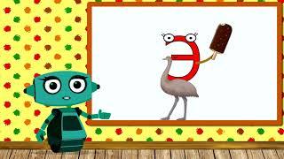 🎓 Учим звуки речи вместе с роботом Дашей. Звук Э. Урок 4 (0+)