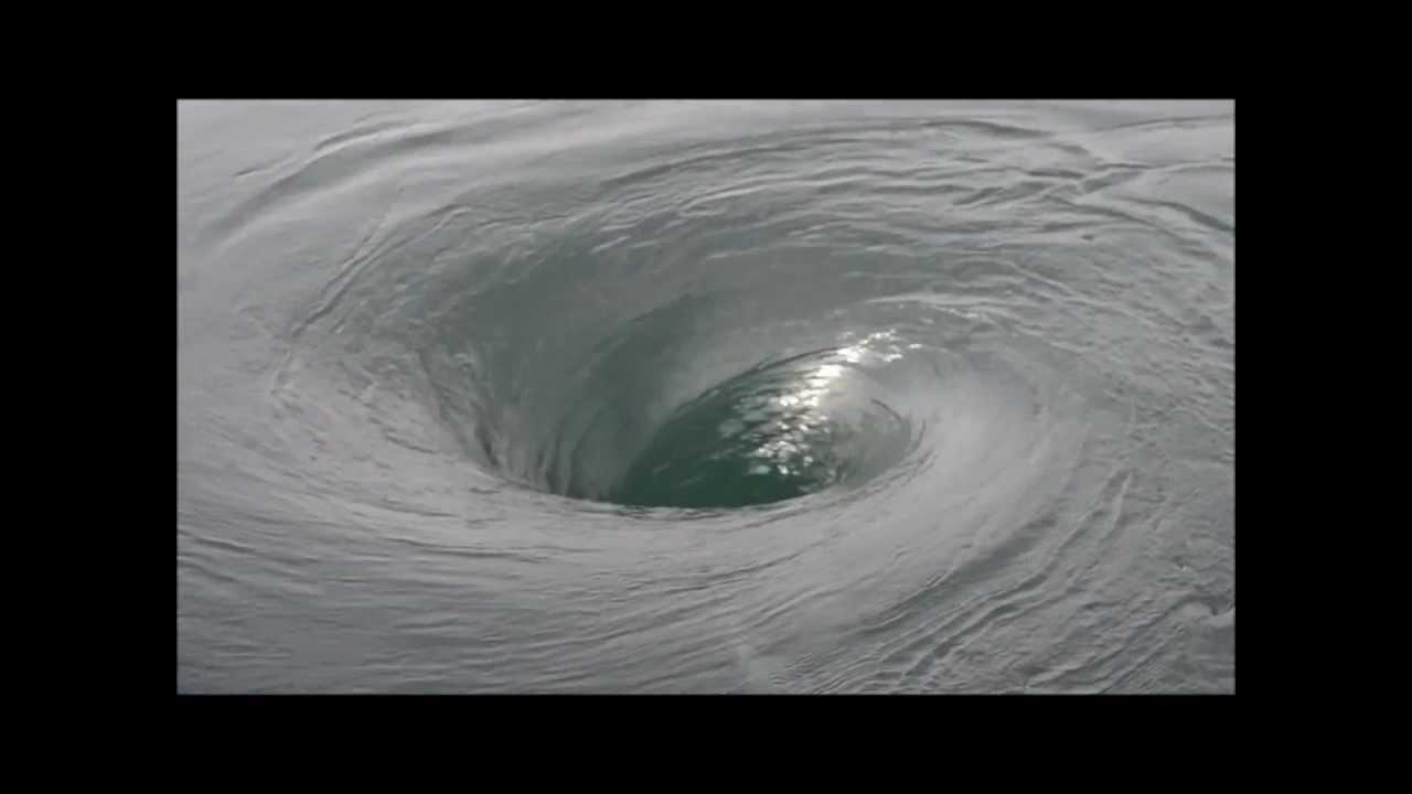 Gaint Ocean Whirlpool Youtube