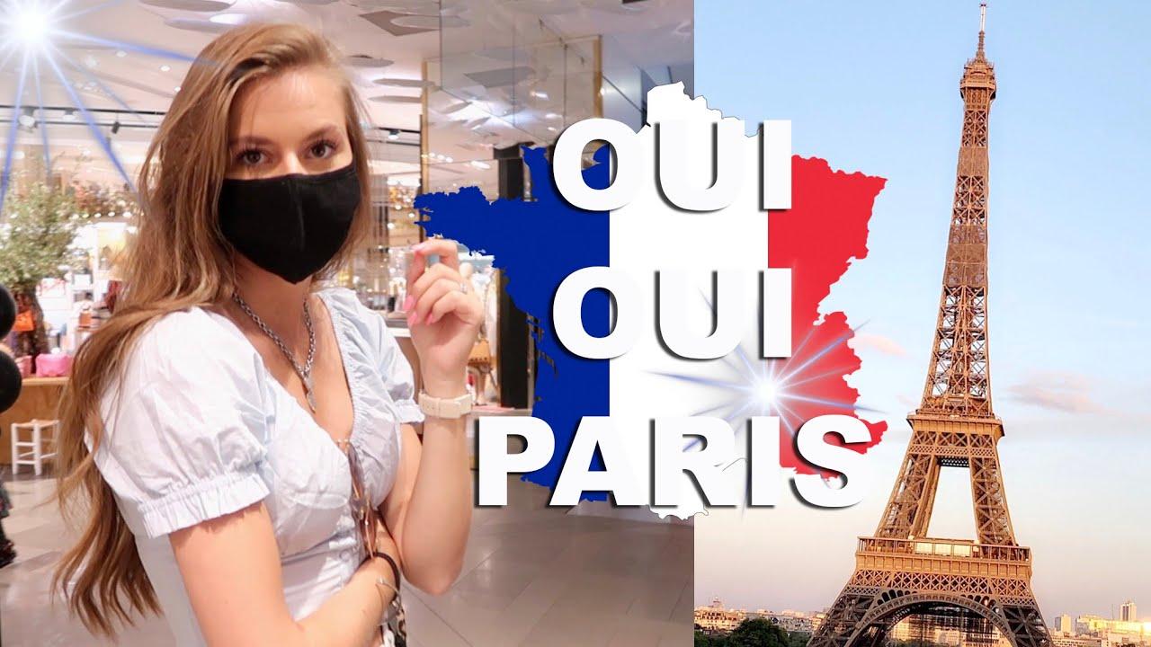 PARIJS VLOG - MONDKAPJES & SHOPPEN?! - A WEEK IN MY LIFE