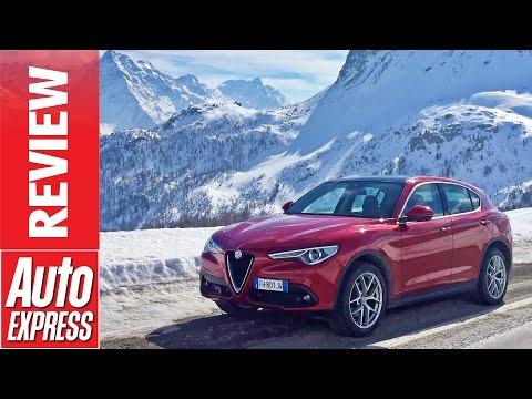 Alfa Romeo Stelvio review: will Alfa's SUV pass the test?