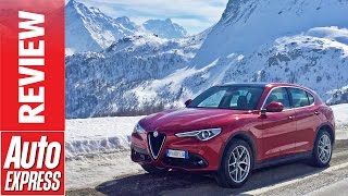 Alfa Romeo Stelvio review: will Alfa's SUV pass the test?