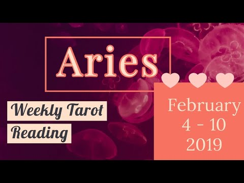 aries weekly 4 to 10 tarot reading
