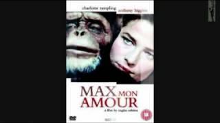 Nagisa Oshima Max Mon Amour 1986 (Makkusu, mon amûru)