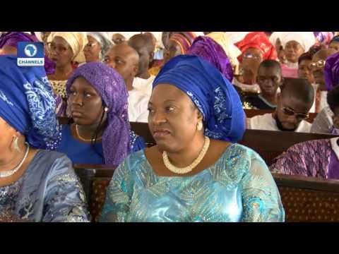 Memorial Service In Honour Of Late Ooni Of Ife, Oba Sijuwade