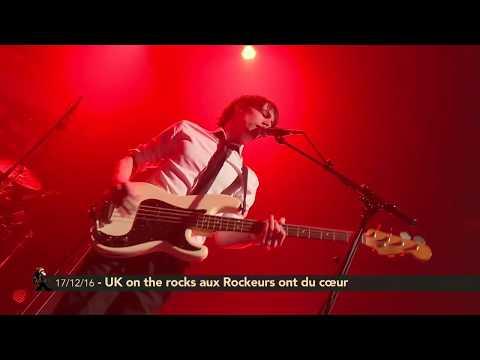 Uk On The Rocks @ Les Rockeurs Ont Du Coeur, Stereolux, Nantes
