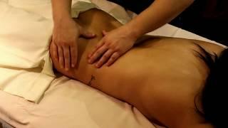 Итальянский антицеллюлитный массаж