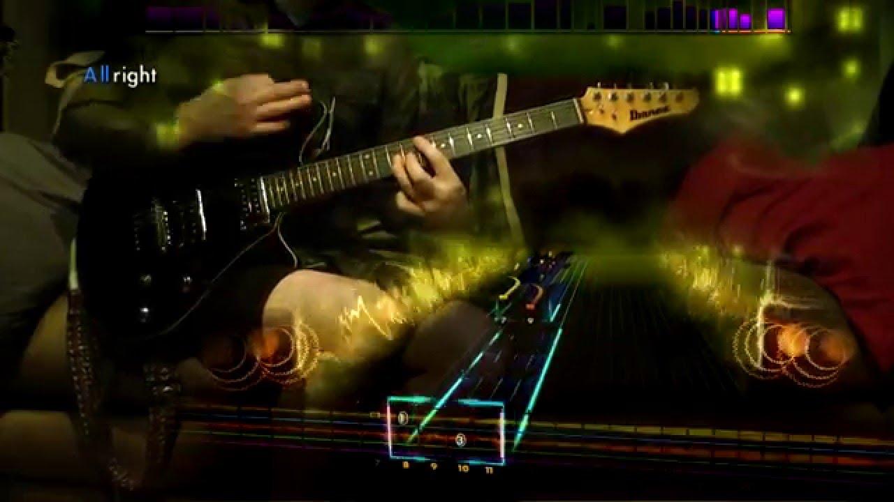 Rocksmith 2014 Dlc Guitar Tenacious D Tribute Youtube