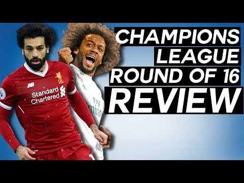 UEFA Champions League Round of 16 RECAP: Everything You Need to Know & This Week's Matches Reviewed!