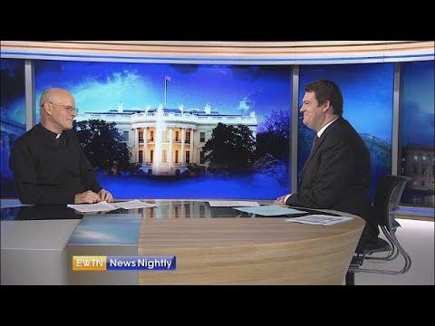 Washington Nationals' Catholic chaplain talks about his role, team's faith - EWTN News Nightly