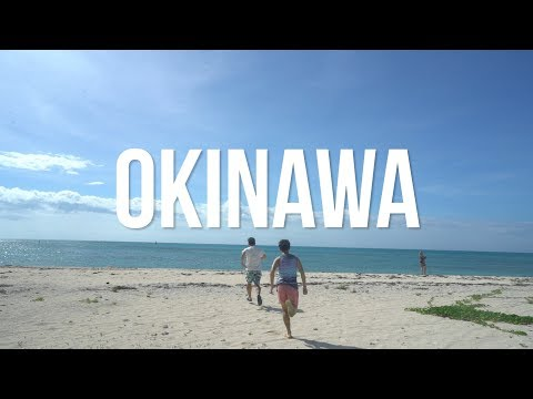 First Time in Okinawa