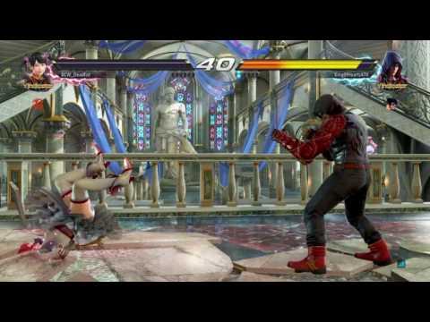 Tekken 7 - Xiaoyu vs Jin