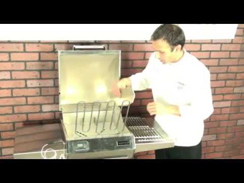 Demonstration Of The Fire Magic Electric Grill