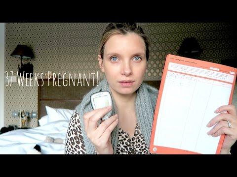 Pregnancy Diary 37 Weeks: Testing for Diabetes!