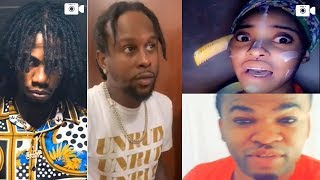 NO Popcaan! | Alkaline WONT Leave Her ALONE | IVANY TAKEOVER Take Ova