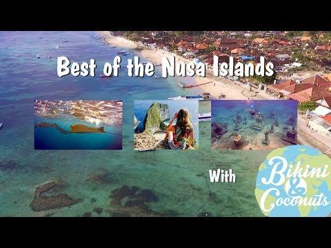 BEST OF THE NUSA ISLANDS 2017 - BALI - Nusa Lembongan, Nusa Ceningan, Nusa Penida