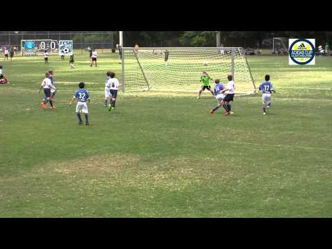 U11 Everton FL vs First Coast Academy - Adidas Cup 2012 - Brandon,FL