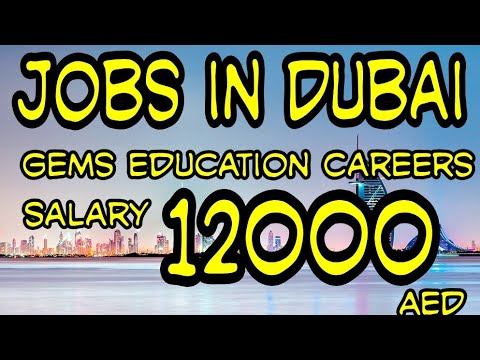 Gems Education Careers In Dubai, School Jobs In Dubai, Teaching Jobs In Dubai