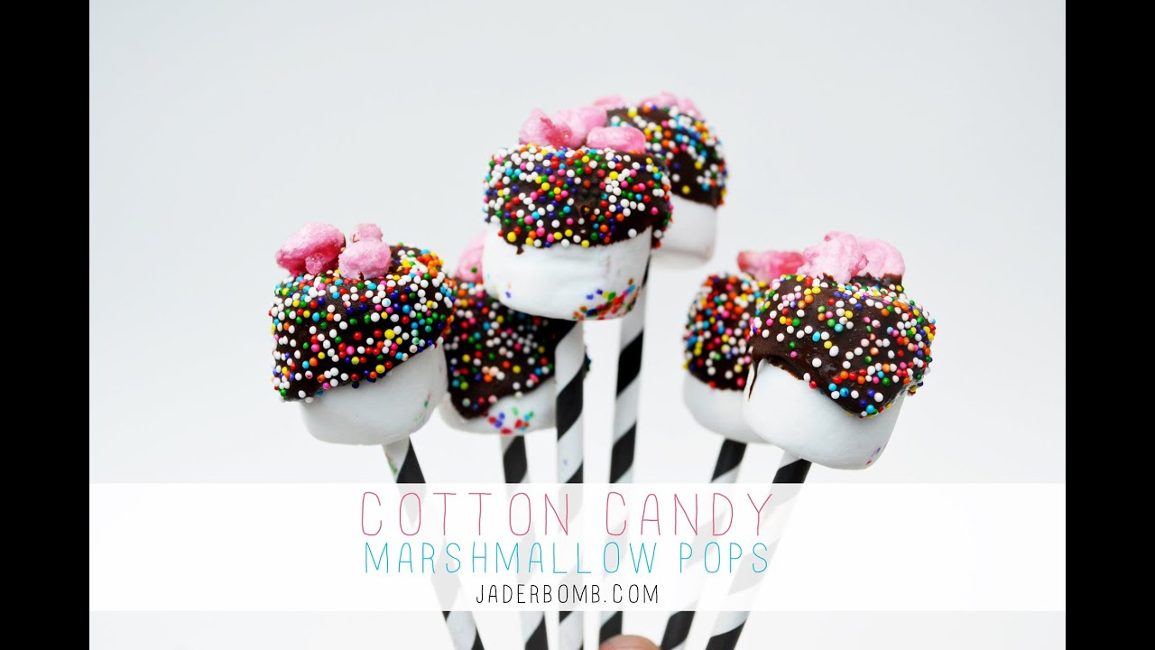 How to Make Marshmallow Pops - YouTube