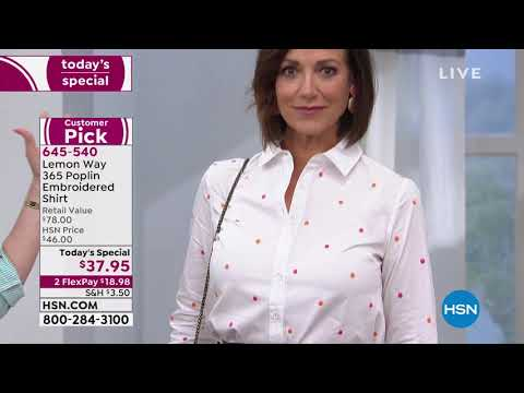 HSN | Lemon Way Fashions. http://bit.ly/31OCfjJ