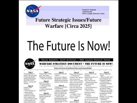 nasa future strategic issues/future warfare - HD1079×974
