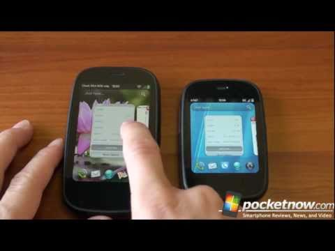 HP Veer 4G Software Review | Pocketnow