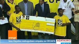 Issa Hayatou wakugulawo empaka za CECAFA