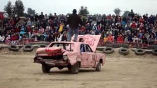 demolicion de autos quilpue